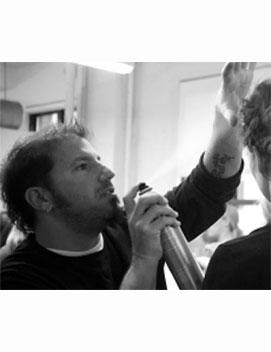 Christophe-at-hair-salon-stylist-newport-beach